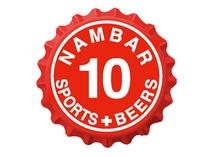 スポーツバー「ナンバー10」