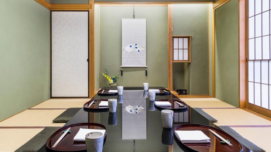 日本料理「花暦」プライベートルーム