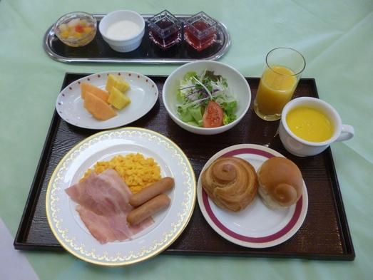 【秋冬旅セール】ご朝食付きプラン(和洋バイキング)