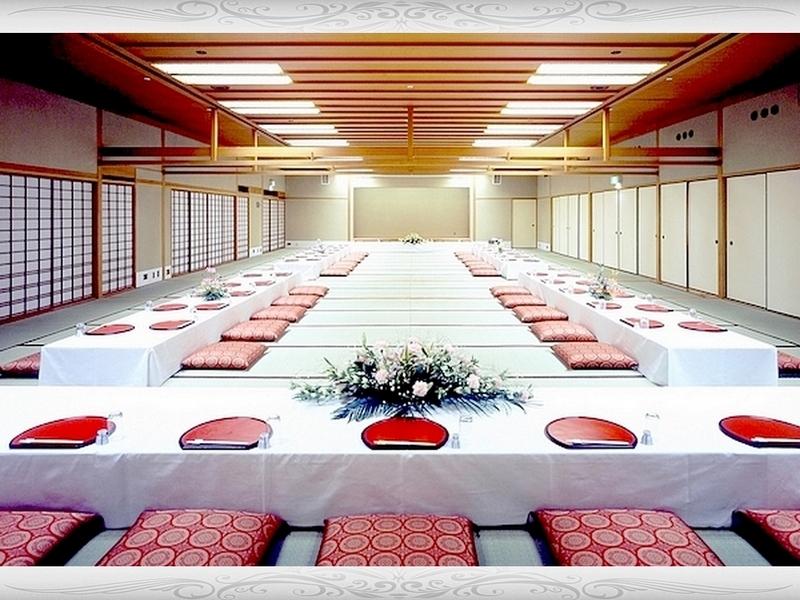 お食事会場一例:3F桃山