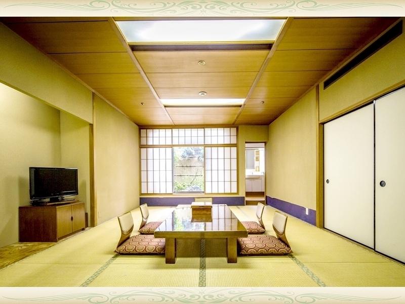 和室(定員5名様〜、バス・トイレセパレート)/ご家族・グループでのご利用に最適♪