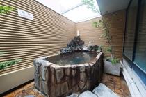 男性大浴場露天風呂