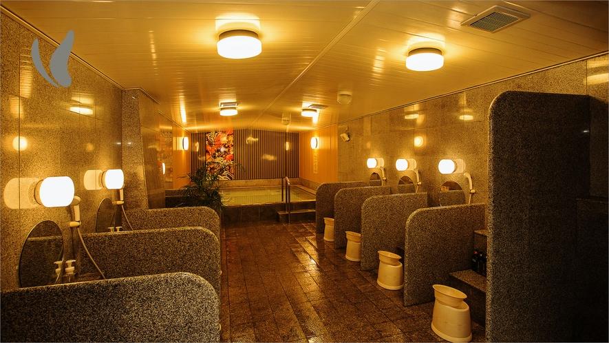 光明石温泉(準天然・人工)男性浴場