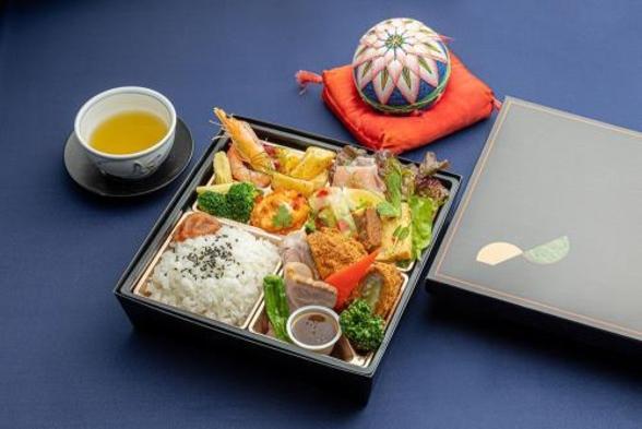 【おこもり】ホテルの夕食弁当付プラン