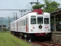 和歌山電鉄「貴志川線」いちご電車:JR和歌山駅発着