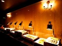 最上階レストラン、パリ。ディナービュッフェ