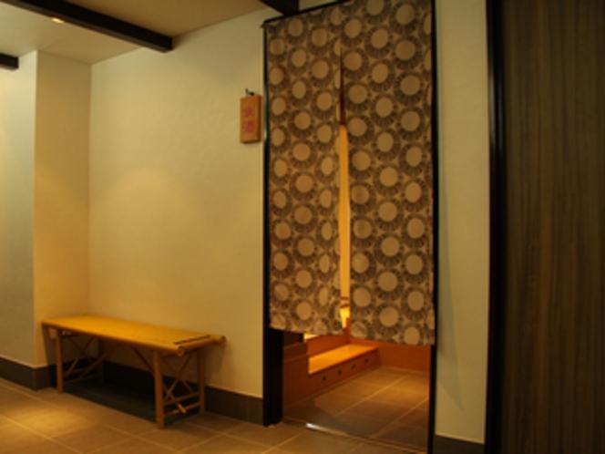 中浴場入口