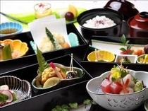 和食処おとがわ。季節の御膳料理です。