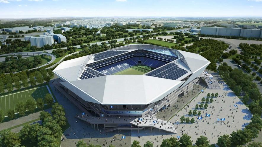 Panasonic Stadium Suita(パナソニック スタジアム 吹田)