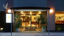 ホテル法華クラブ広島 エントランス入口