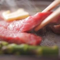 ■純神戸牛ステーキ