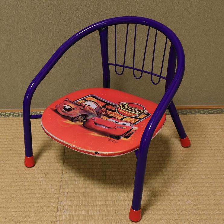 1〜3歳のお子様に便利なお子様椅子