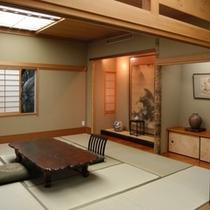 芙蓉山荘特別室室内
