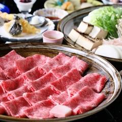 【夕食日帰り★お部屋食】最大滞在6時間!みんなでお鍋♪神戸牛すきやき鍋プラン