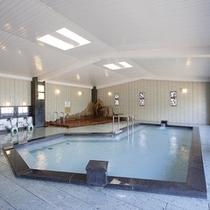 大浴場でゆったり温泉をお楽しみください