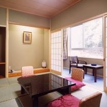 別館山側8帖客室