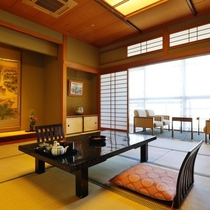 純和風の芙蓉山荘2F特別室