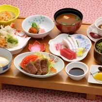 【ご昼食】お気軽にランチ&入浴を楽しめる~ねね御膳コース