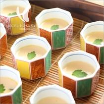 あなご茶碗蒸し(関西郷土料理)