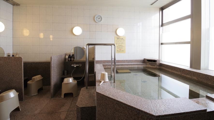 ●女性浴場● 最上階12階