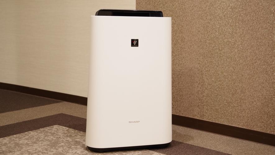 ●客室備品● 空気清浄機
