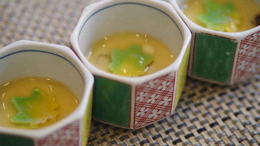 ●関西郷土料理● 関西風あなご茶碗蒸し