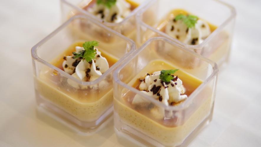 ●関西郷土料理● 塩昆布でつくる!キャラメルプリン
