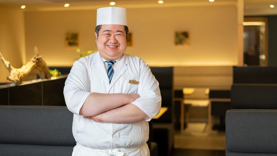 館内レストラン 和食【璃泉(りせん)】総料理長