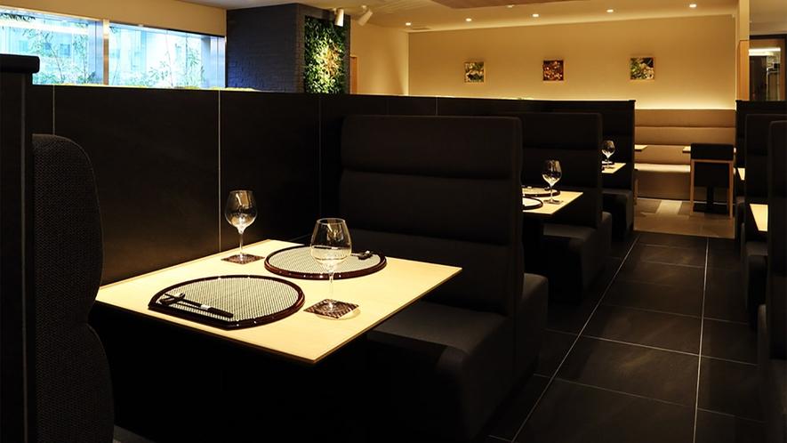 璃泉◇◆ボックス席はゆったりと落ち着いた空間◆◇カップルやお友達とワイワイどうぞ♪