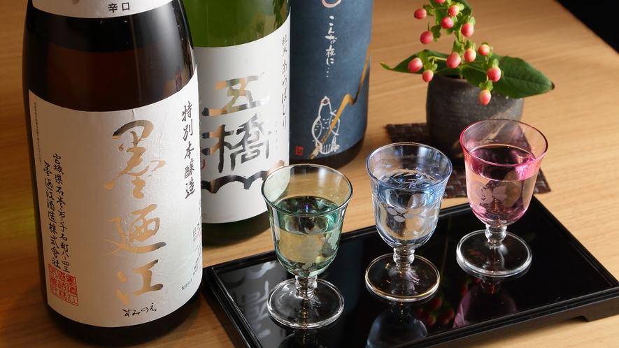 璃泉/季節の素材を使用したお料理とおいしいお酒 おひとりさまでもお気軽にご利用いただけます。