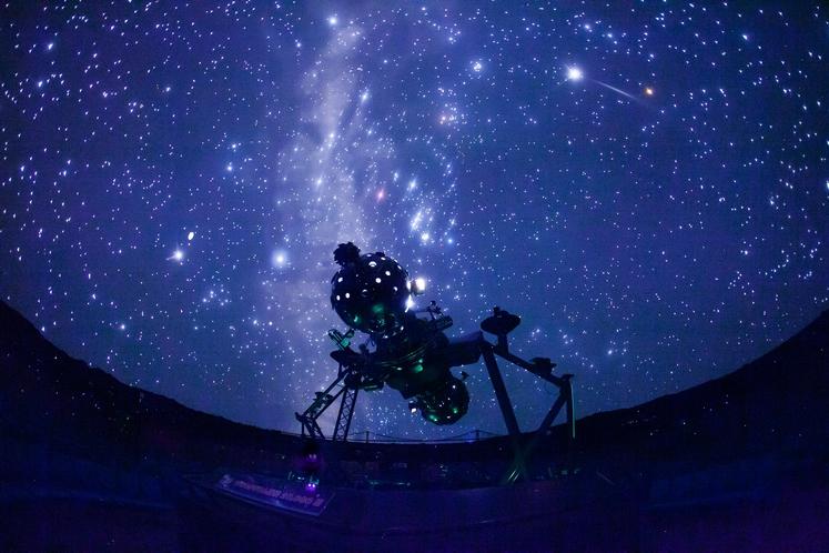 明石市立天文科学館 車で23分