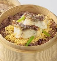 ビュッフェ「鯛赤飯」