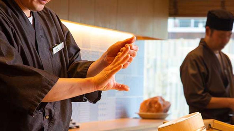 川梅(かわうめ)懐石・鮨