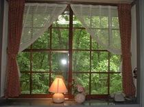 部屋211の窓風景
