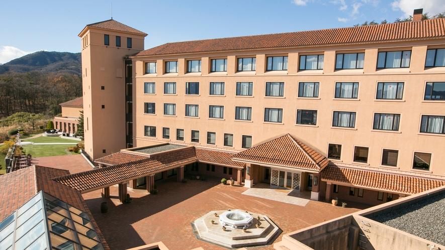 ホテル外観 全景