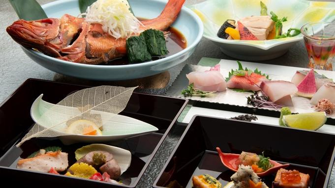 【基本】金目鯛姿煮・熱川ポーク!旬魚旬彩を楽しめる「白銀〜SHIROGANE〜」