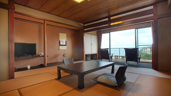 【禁煙】海眺め和室