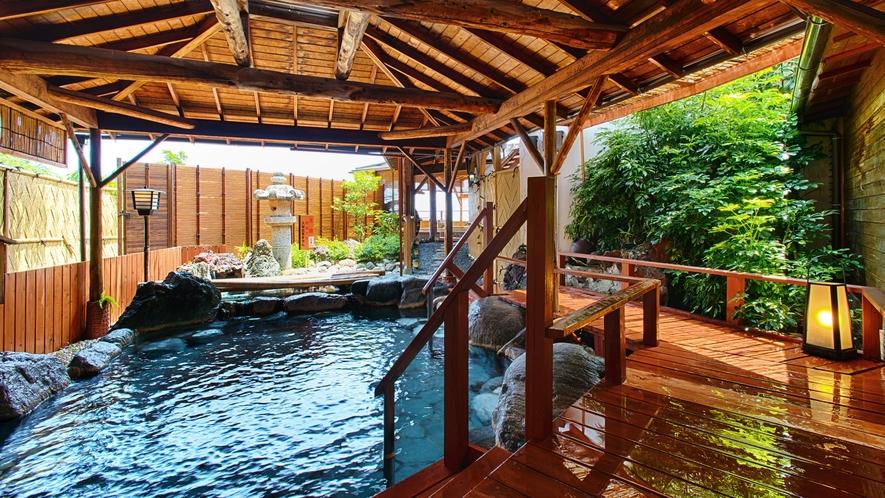 大浴場「海色」-浮橋湯殿