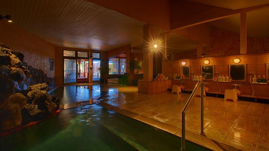 大浴場「海色」-内風呂