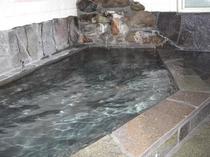 掛け流し天然温泉