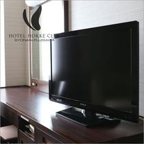 デジタル放送対応液晶テレビ