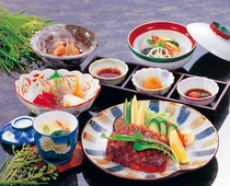 【和食 海】会席松阪肉