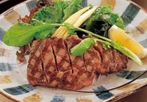 【和食 海】松阪肉の網焼き