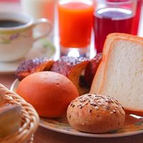 ■バイキング朝食■