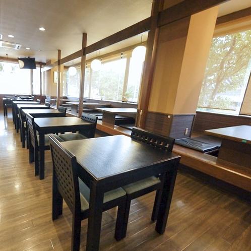 【レストラン】花茶屋 バイキング朝食をお召し上がりいただけます。6:30~9:00