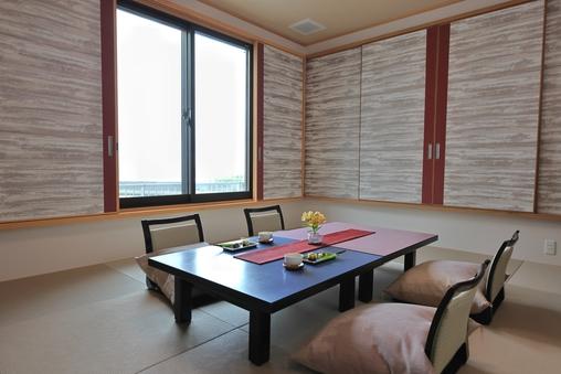 ◆半露天風呂付和室10畳-汐華-shioka◆