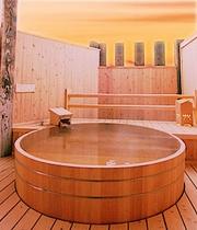 【利休~rikyu~】潮風感じる檜の貸切露天風呂~