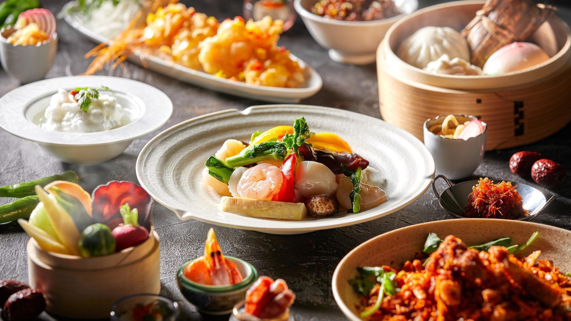 中国料理 チャイニーズ・テーブル 料理