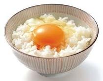 卵かけ御飯