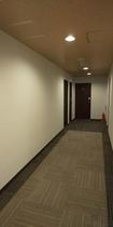 2階和室エリア廊下